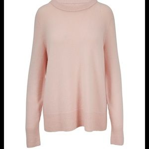 NEW Auth The Row Light Pink Crewneck Sweater
